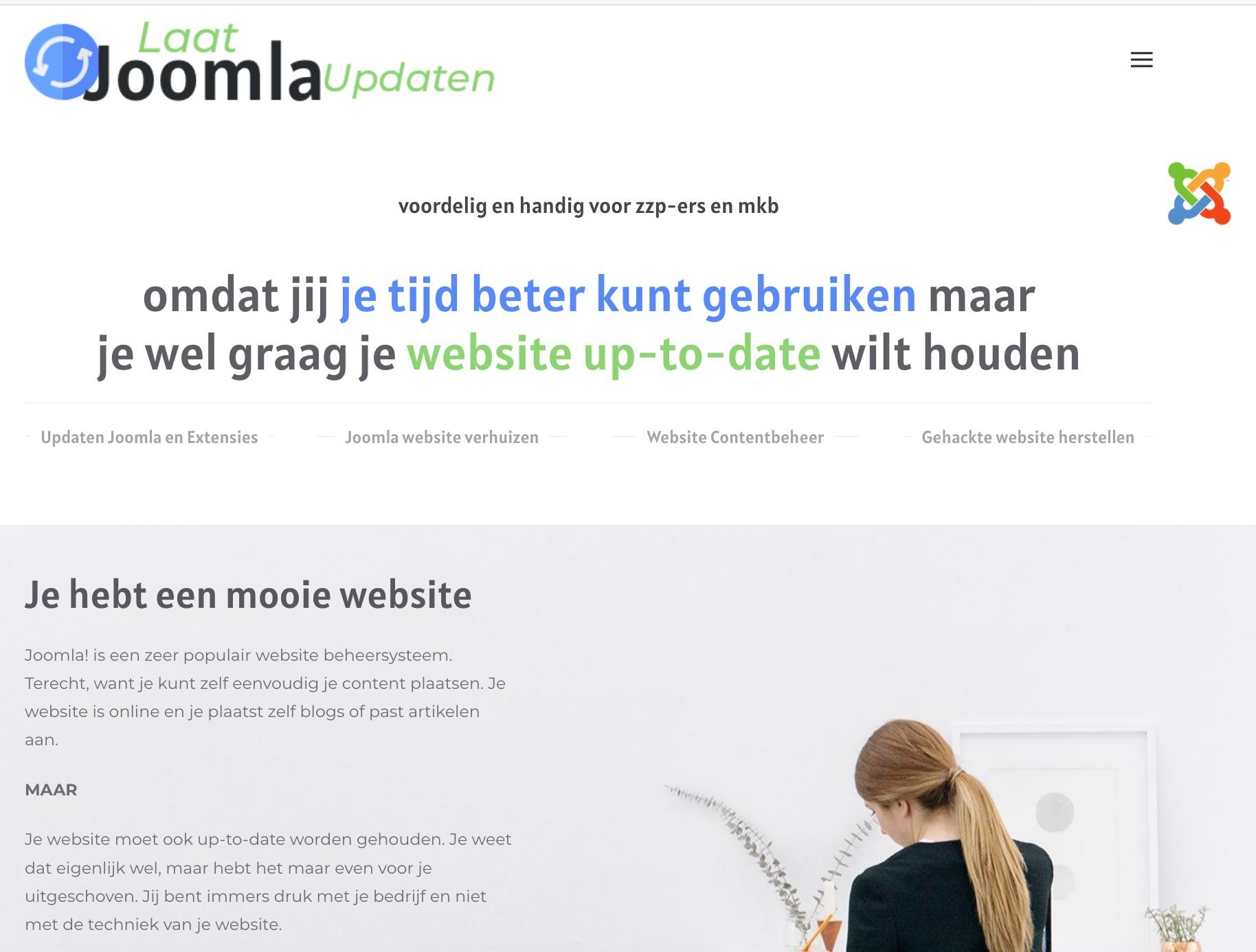 Reddie lanceert LaatJoomlaUpdaten.nl
